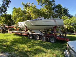 Sail boat and trailer for Sale in Miami, FL
