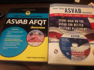 ASVAB Learning Material for Sale in San Antonio, TX