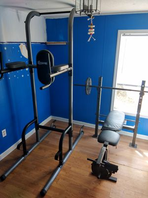 Weight set $200 for Sale in Landrum, SC