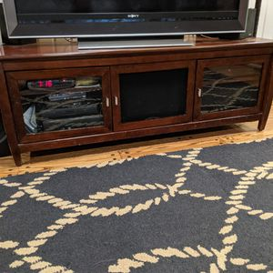 Wood TV Stand for Sale in Fairfax, VA