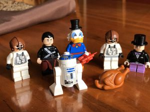 Lego minifigures for Sale in Raleigh, NC