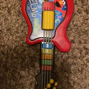 Singing Elmo Guitar for Sale in Elgin, IL