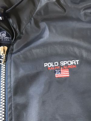 Polo Sport vintage jacket for Sale in La Mesa, CA