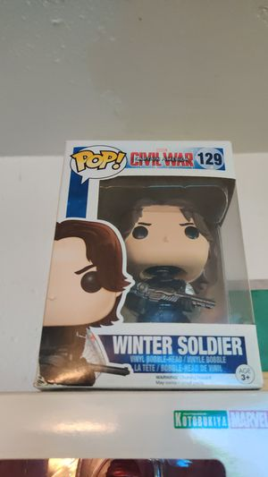POP Winter Soldier for Sale in Houston, TX