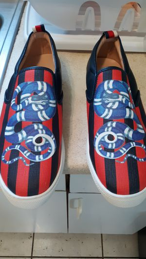 GENUINE GUCCI SHOES!!! for Sale in Staten Island, NY