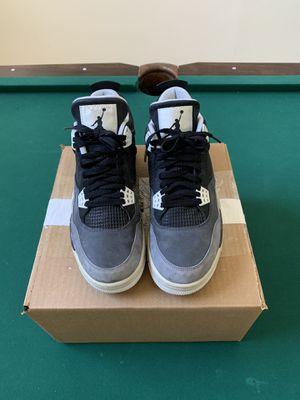 Jordan 4 fear for Sale in Miami, FL