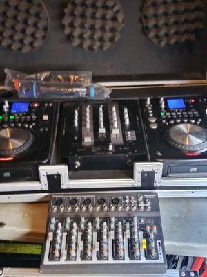 DJ equipment for Sale in Hayward, CA