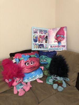 Trolls decor for Sale in Houston, TX