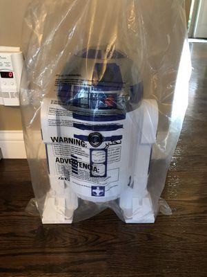 Disney Star Wars R2-D2 AMC Popcorn Bucket/Soda Dispenser LIMITED EDITION for Sale in Mokena, IL