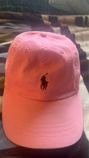 Pink Polo Hat (ADJUSTABLE) for Sale in Las Vegas, NV