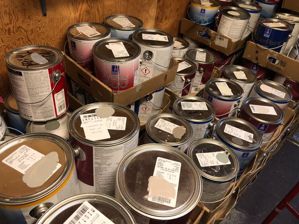 Great paint! Low low prices!