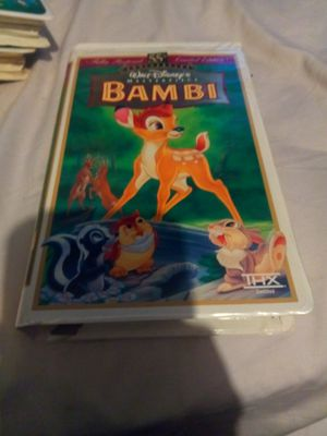 Bambi VHS for Sale in Chula Vista, CA