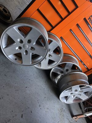 Jeep wheels for Sale in Dundee, FL