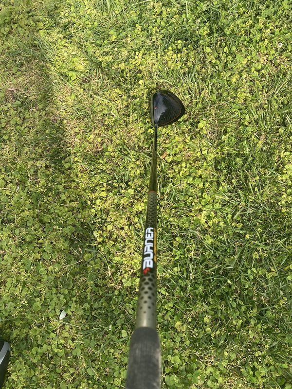 TaylorMade Burner Superfast Driver 9.5 degree