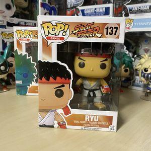 Funko Pop Street Fighter Ryu for Sale in San Diego, CA