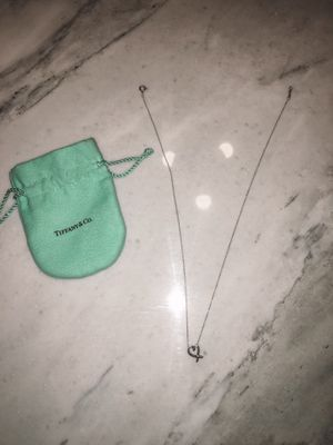 Tiffany & Co heart necklace for Sale in San Diego, CA