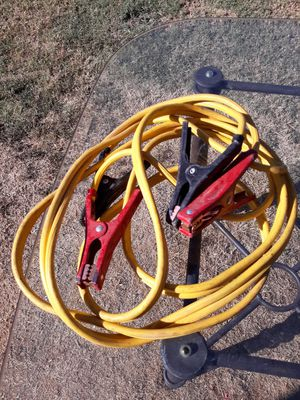 Heavy duty jumper cables for Sale in Phoenix, AZ