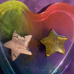 Rhondite Or Tigers Eye Star Stones for Sale in Stockton, CA