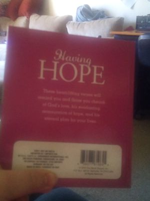 A little book of hope for Sale in Somerset, OH