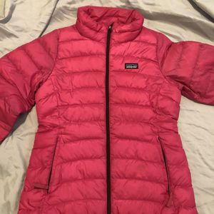Patagonia Girl Goose Padding Jacket Girl Size M for Sale in Portland, OR