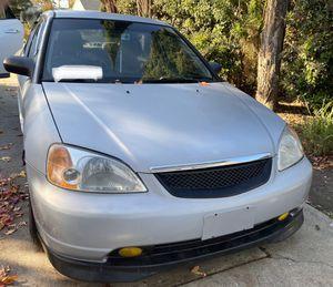 Honda Civic LX 02 for Sale in Santa Ana, CA