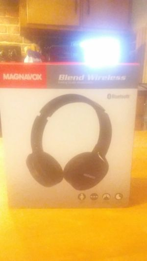 Magnavox folding headphones for Sale in Montoursville, PA
