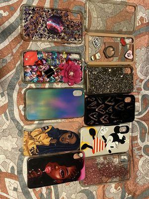 Gently used iPhone X cases for Sale in Verona, PA