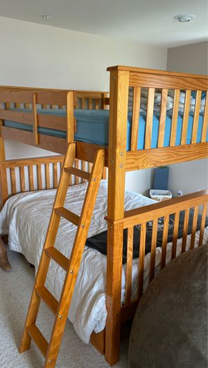 Adult size bunk beds for Sale in Quincy, WA