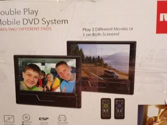 RCA Mobile Dvd Dual System for Sale in Holly Hill,  SC