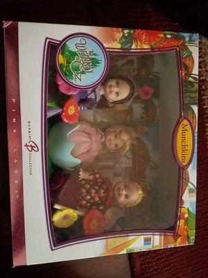 Wizard of Oz Munchin Barbie set for Sale in Alexandria, VA