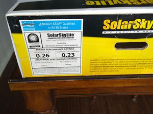 Solar tubes I have 4 at 100.00 or 25.00 each for Sale in Watauga, TX