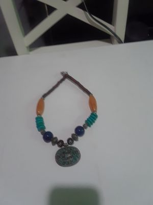 Authentic beaded necklace choker $15.00 cash only (serious buyers) for Sale in Dallas, TX