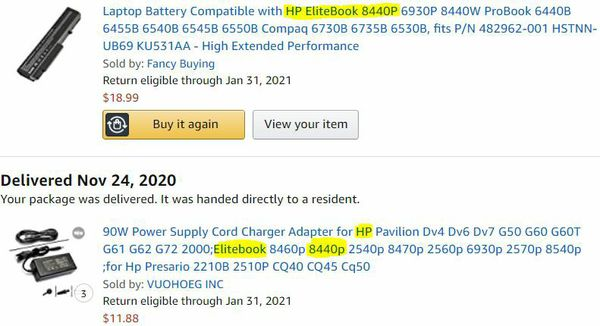 "HP 14"" Laptop, Intel Core i7-740QM, 8GB RAM, 128GB SSD, Windows 10 Pro, Office 2019 Pro: $300 FIRM"
