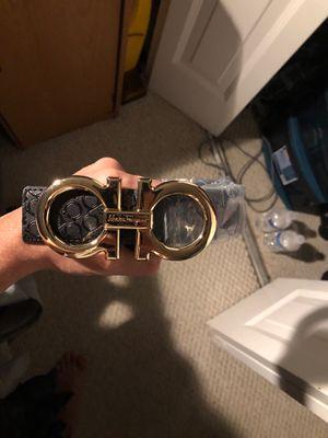 Ferragamo belt for Sale in Manassas, VA