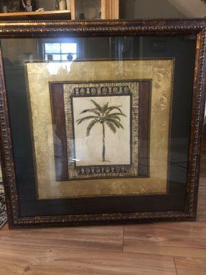 Wall art - palm tree for Sale in Oviedo, FL
