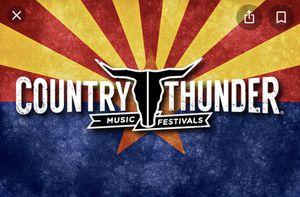 Country Thunder 2020 AZ for Sale in Phoenix, AZ