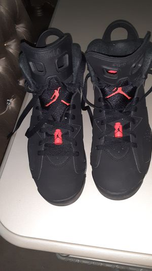 Jordan 6s infrared size 10 very clean wore twice looking for Jordan Ones or 350 for Sale in Stafford, VA