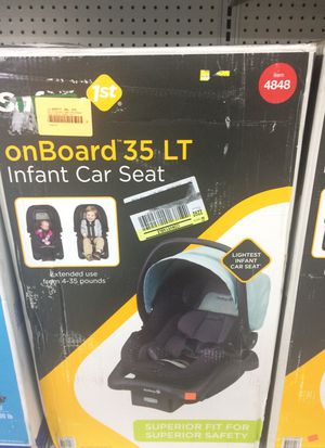 Safety 1st onBoard 35 LT Infant Car Seat for Sale in Rosemead, CA