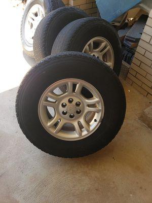 Dodge dakota wheels for Sale in North Huntingdon, PA
