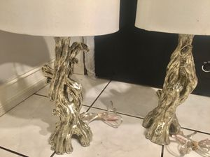 Vintage lamps for Sale in Miami, FL