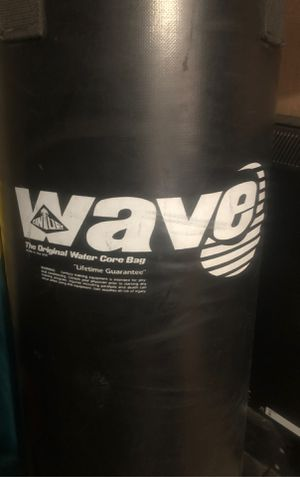 Punching bag Wave, the original water core bag for Sale in Commerce City, CO