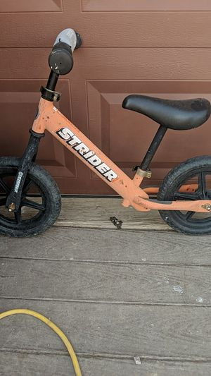 STRYDER BIKE for Sale in Pretty Prairie, KS