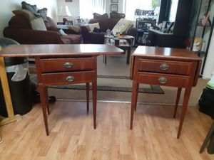 Antique folding tables for Sale in Long Beach, CA