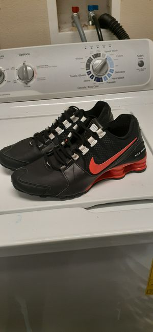 Women's Nike Shox size 11 $80 for Sale in Davenport, FL