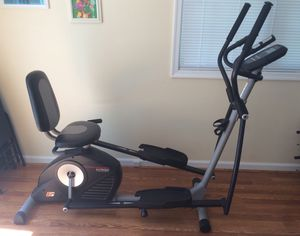 Elliptical/Exercise Bike(see description) for Sale in Virginia Beach, VA