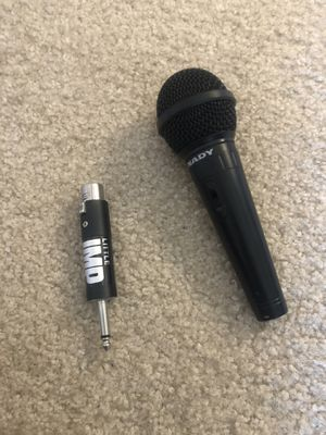 Nady mic and little imp for Sale in San Diego, CA