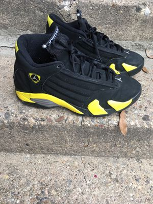 "Jordan retro 14s ""thunder"" size 9 for Sale in Adelphi, MD"