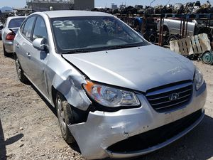 2008 Hyundai Elantra @ U-Pull Auto Parts 048225 for Sale in Nellis Air Force Base, NV