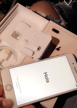 iPhone 8 Plus gold 256GB for Sale in Pasco,  WA