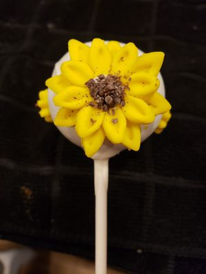 Sunflower cake pops for Sale in La Habra, CA